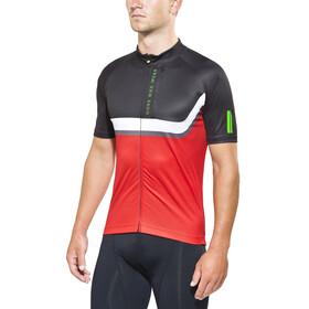 GORE BIKE WEAR Power Trail Kortærmet cykeltrøje Herrer rød/sort
